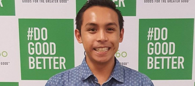 Volunteer Profile: James Saludo